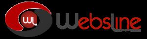 websline texto y logo